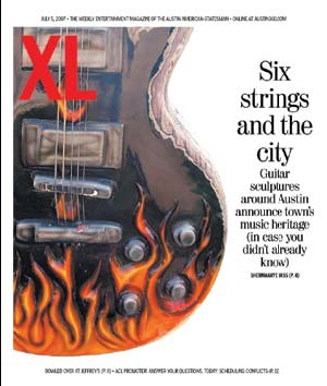 XL features Guitartown