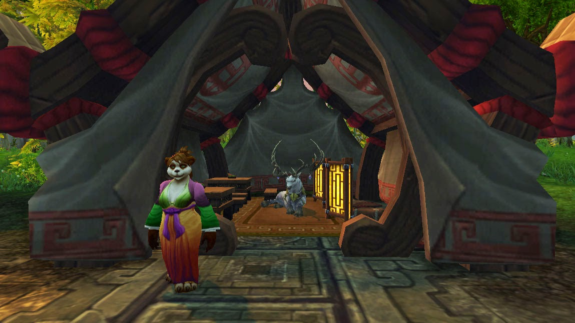World of Warcraft – Long Quest Completed