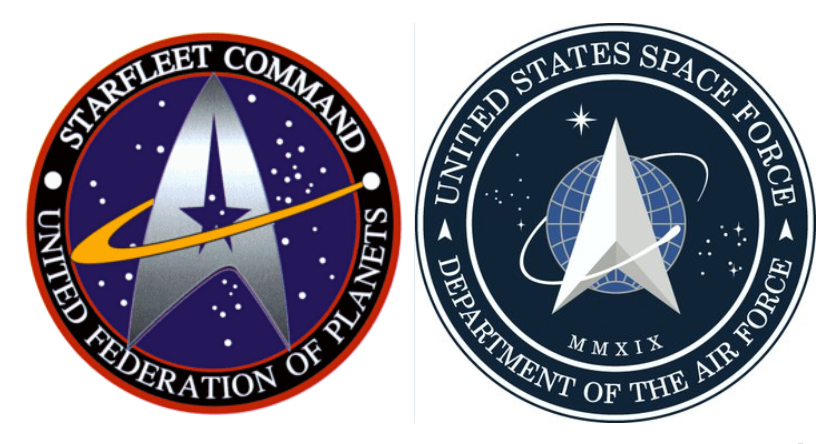 Starfleet? Space Force?
